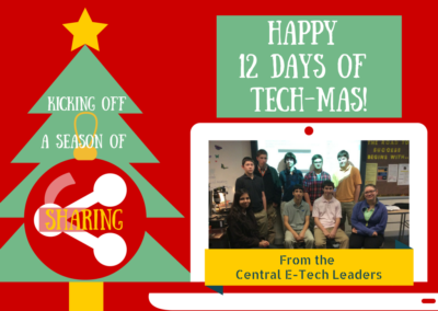 The 12 Days of Tech-Mas from Central
