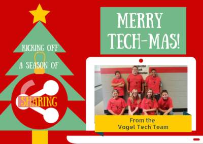 Merry Tech-Mas from Vogel