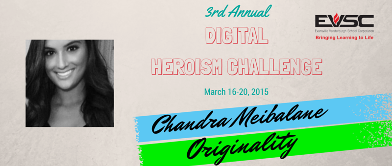 EVSC Digital Heroism Challenge- Day 2- Originality