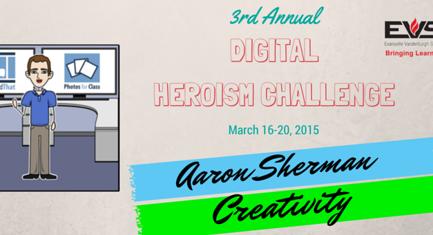 EVSC Digital Heroism Challenge- Day 1- Creativity