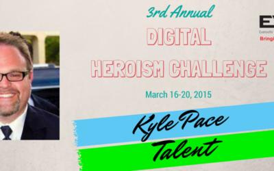 EVSC Digital Heroism Challenge- Day 5- Talent