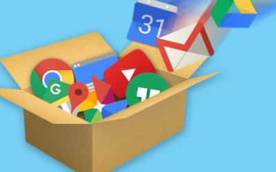How to Download or Move Your EVSC Google Account Content