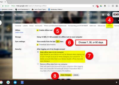Gmail Offline 02