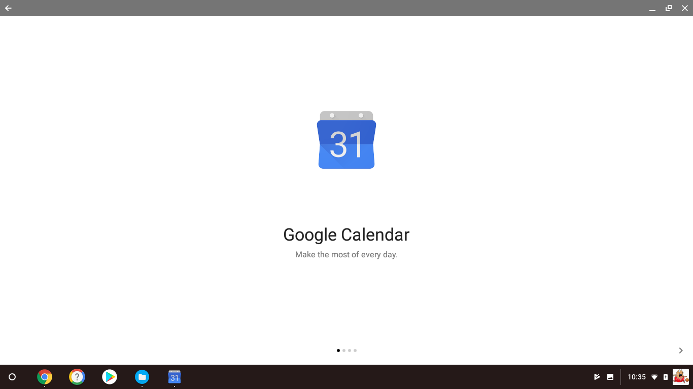 Google Calendar - Make the most of every day