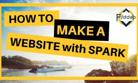 How to Create a Web Page Using Adobe Spark Page
