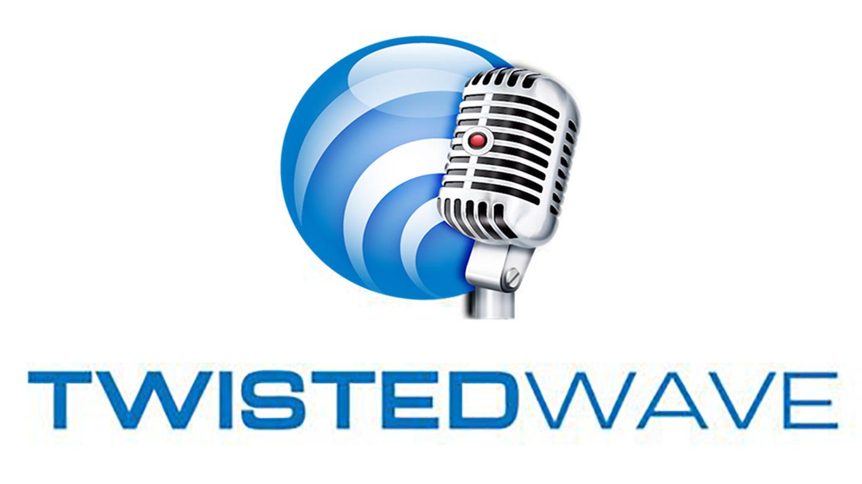 TwistedWave Online Audio Editor & Recorder