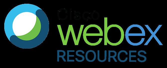 Cisco Webex Resources - EVSC Students