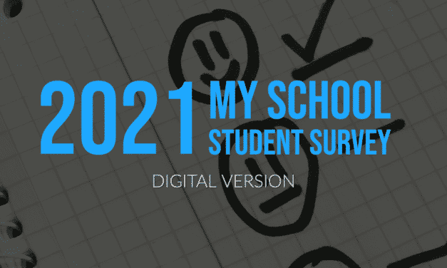 2021 My School Student Survey